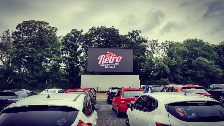 Dublin drive-in cinema re-opening this month with stellar selection of movies
