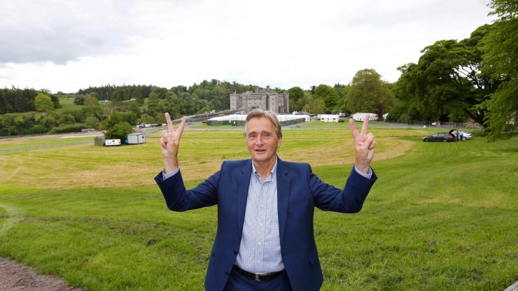 "Slane Castle set to host a ""double summer concert"" next year"