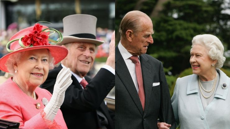 Queen begins eight days of mourning after death of Prince Philip