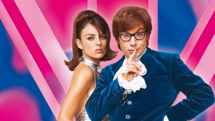 COMPETITION: WIN a Collector's Edition Blu-Ray of Austin Powers: International Man of Mystery