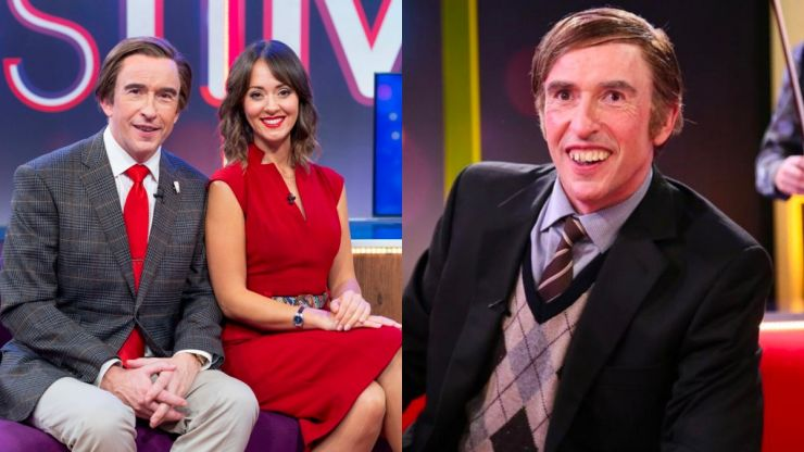 This Time with Alan Partridge series two confirmed for end of April