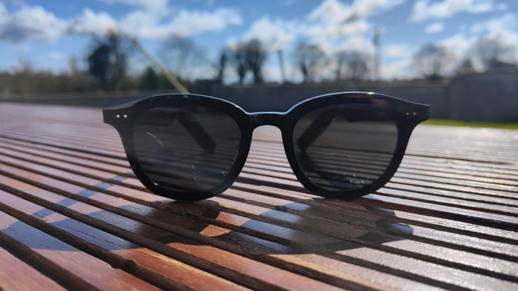 Tech Corner: Who needs headphones when you've got these sunglasses?