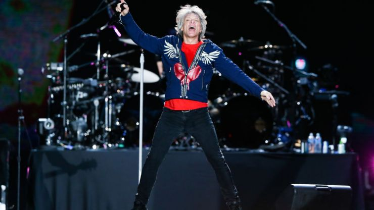 Bon Jovi concert to be live-streamed at three drive-in venues across Ireland
