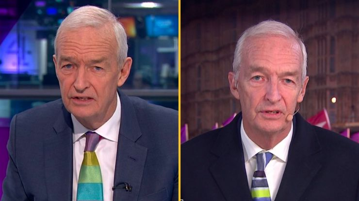 Jon Snow quits Channel 4 News after 32 years