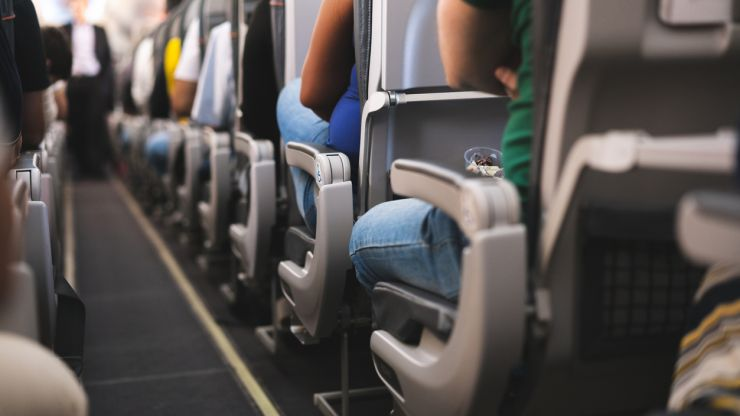 AIB data shows spending on airline travel increased by over 30% last month