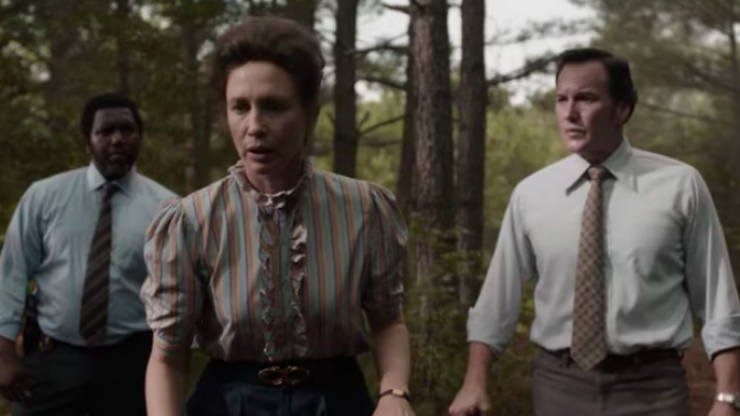 WATCH: The Conjuring 3 trailer pits the Warrens against the actual devil