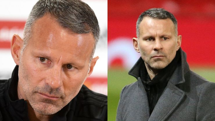 Ryan Giggs charged with assaulting two women and controlling or coercive behaviour