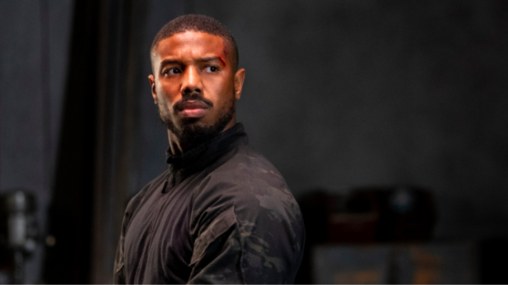 Michael B. Jordan's Navy SEAL workout is absolutely brutal