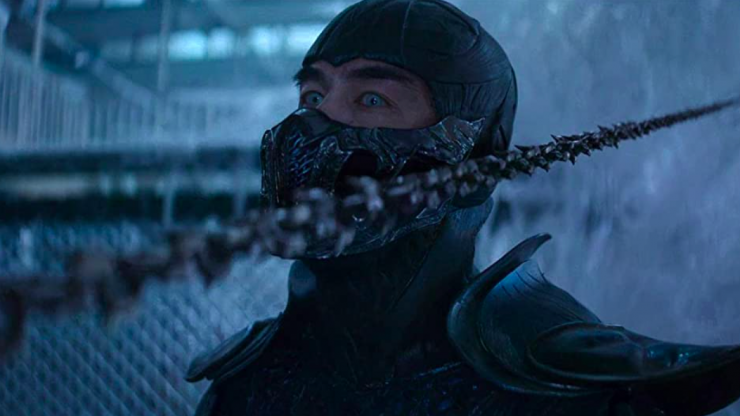 The new Sub-Zero discusses his favourite fight in the new Mortal Kombat movie