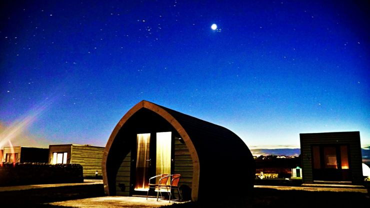 COMPETITION: Win a star-gazing camping adventure to the stunning Aran Islands for you and your housemate