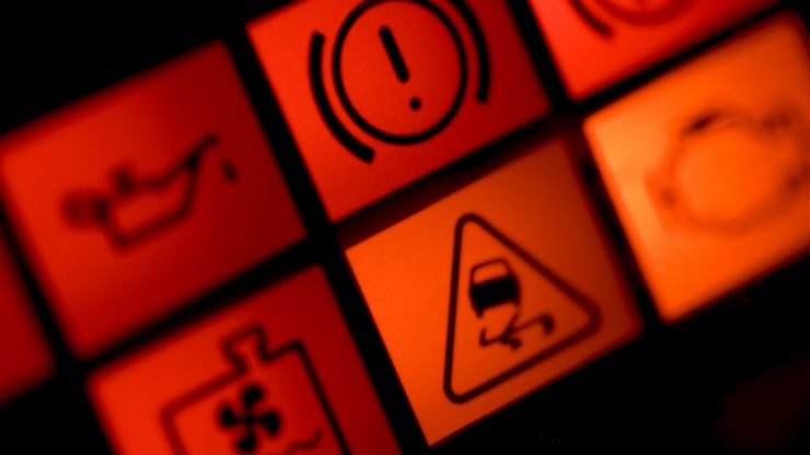 QUIZ: Can you identify these car warning lights?
