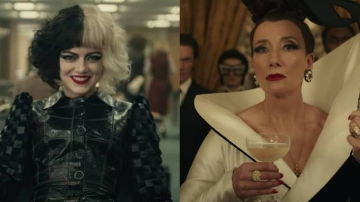 Emma Stone and Emma Thompson were surprised by how dark Disney allowed their version of Cruella to be
