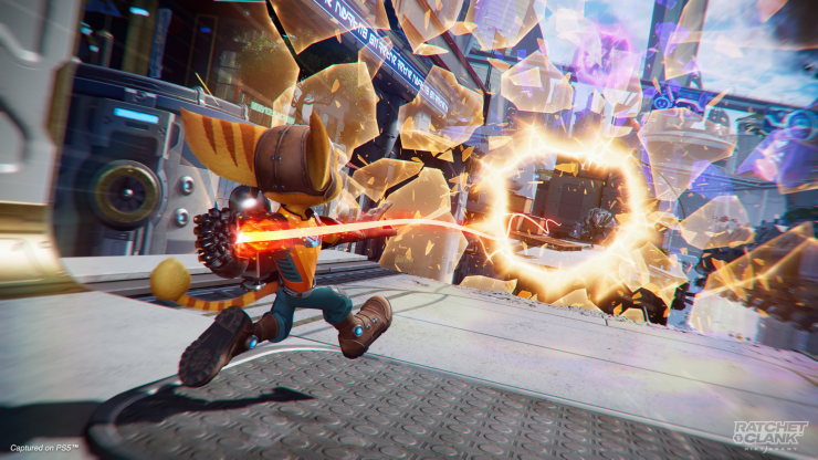 Ratchet & Clank: Rift Apart will be the first game to properly test the PS5's capabilities