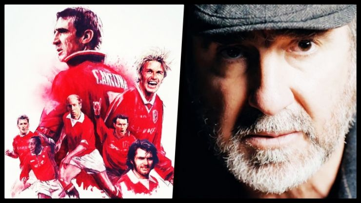 COMPETITION: WIN a copy of Eric Cantona's new Manchester United documentary, The United Way, on DVD