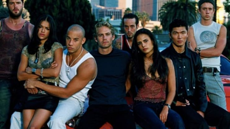 The original cast for The Fast & The Furious was going to be very, very different