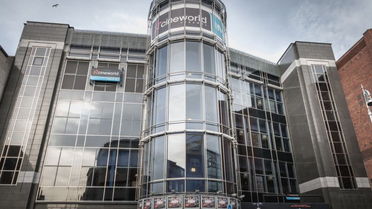 Cineworld Dublin announces reopening date for later in the month