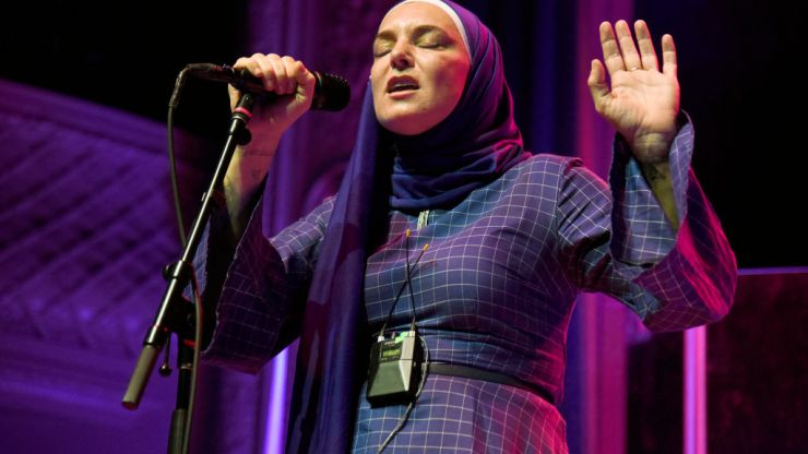Sinead O'Connor performs u-turn on plans to retire from music