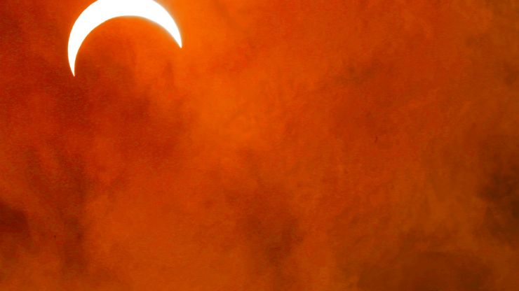 Partial solar eclipse to be visible all over Ireland tomorrow