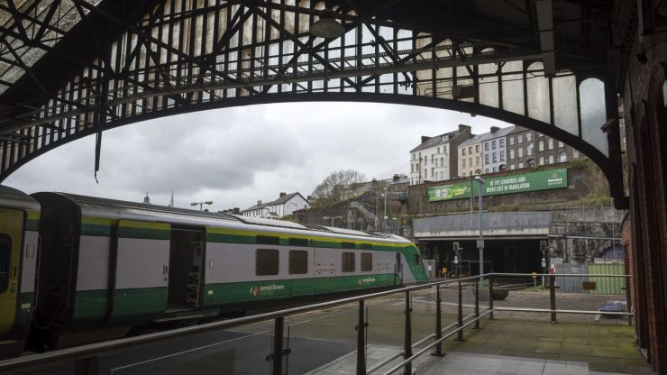 """Government announces plans for a new """"metropolitan rail system"""" to be introduced in Cork"""