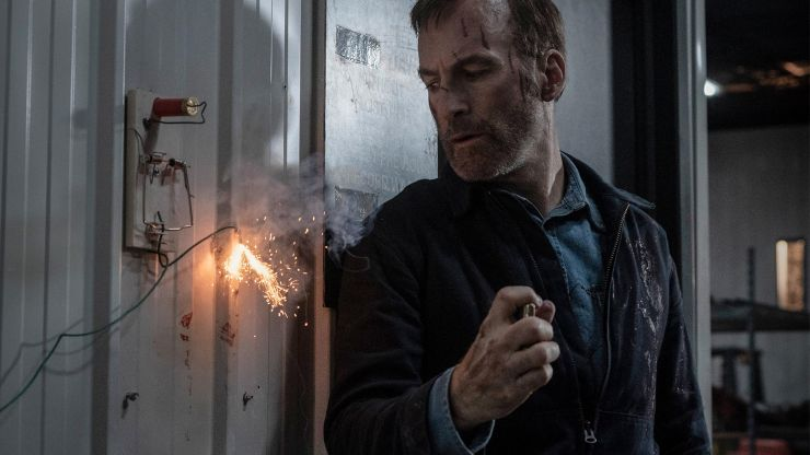 EXCLUSIVE: Bob Odenkirk on the one dangerous stunt he DIDN'T do in new action movie Nobody