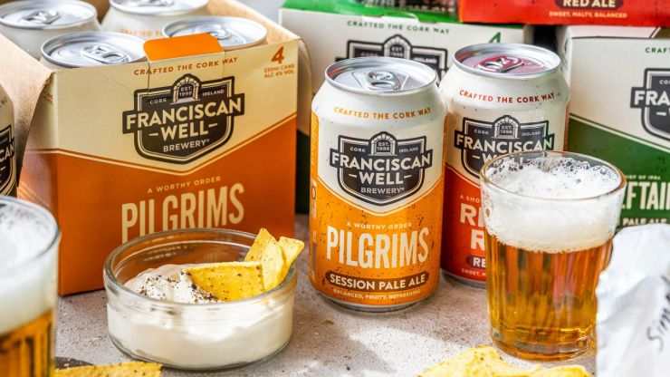 Looking for a Father's Day gift? This delicious craft beer range could be the perfect treat...