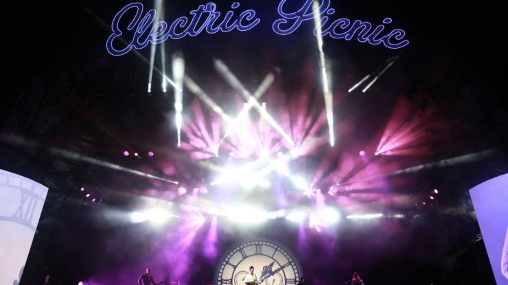 Government to allocate €25 million in funding to Electric Picnic and other live events
