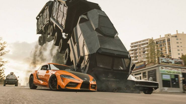 Fast & Furious 9 review: A $200 million Itchy & Scratchy cartoon