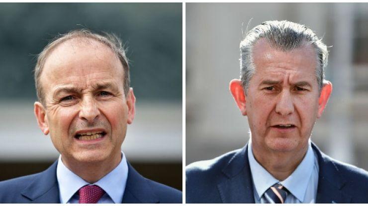 "Taoiseach Micheál Martin calls for ""calm heads"" after Edwin Poots resignation"