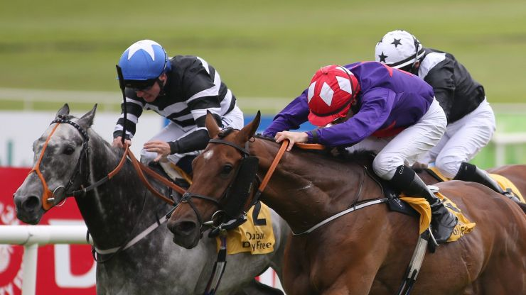 COMPETITION: Win tickets to the Dubai Duty Free Irish Derby and more amazing prizes