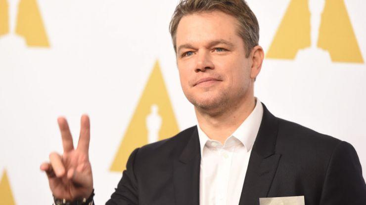 Matt Damon planning return trip to Ireland to travel around the country