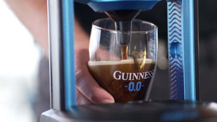 """Guinness announces launch of Guinness 0.0, """"the Guinness with everything, except alcohol"""""""