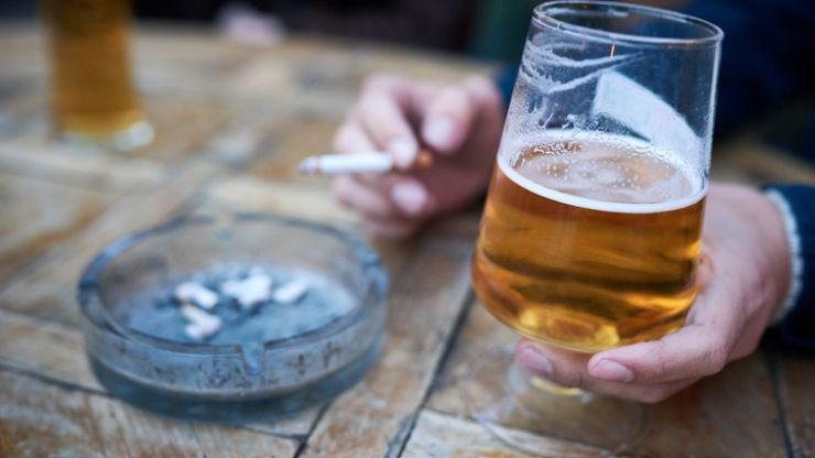Tobacco-free group calls for removal of outdoor smoking areas in Ireland