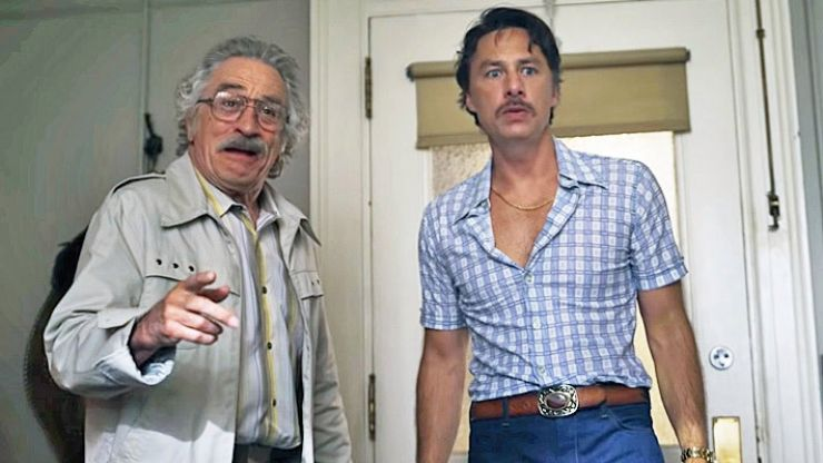 Robert De Niro's new comedy is available to watch at home in Ireland this week