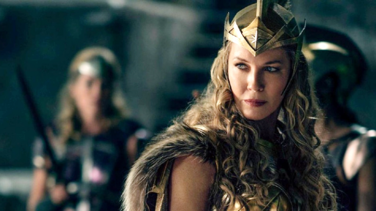 EXCLUSIVE: Connie Nielsen discusses what is happening with Wonder Woman 3