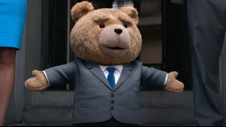 Seth MacFarlane's Ted set to return as live-action TV series