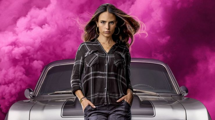 Jordana Brewster reveals who she wants to cast in the all-female Fast & Furious spin-off