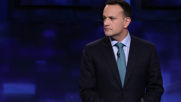 """Leo Varadkar says alternative to """"vaccine exception"""" is """"not opening at all"""""""