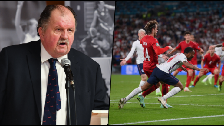 Basketball Ireland Chief apologises for social media post following controversial England penalty in Euro 2021 semi-final