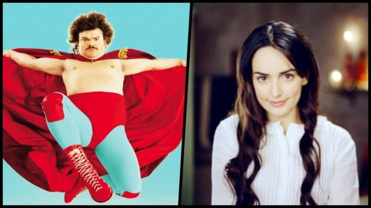 15 years on, it turns out Nacho Libre was supposed to be a VERY different movie