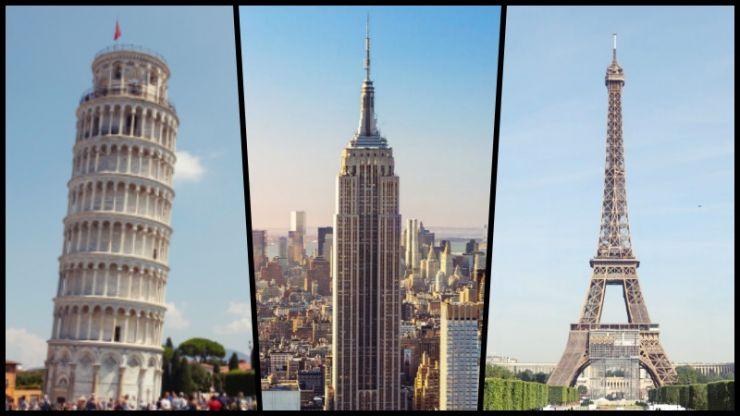 QUIZ: How many of these famous erect landmarks can you recognise?