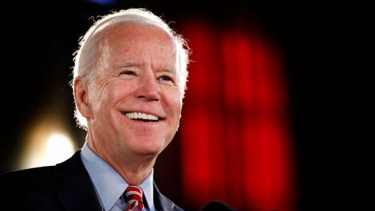 """I stand on the shoulders of sacrifices,"" Joe Biden discusses his Irish ancestors' journey to America"