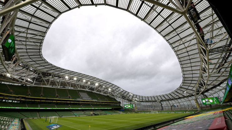 2024 Europa League final to be hosted in the Aviva Stadium