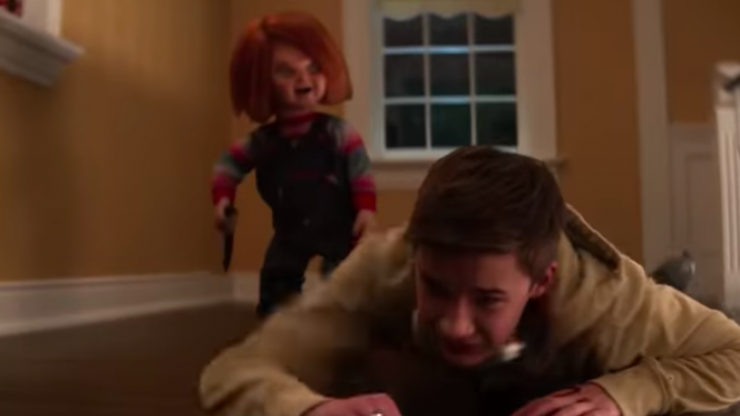Chucky is back and as murderous as ever in the first trailer for his new TV series