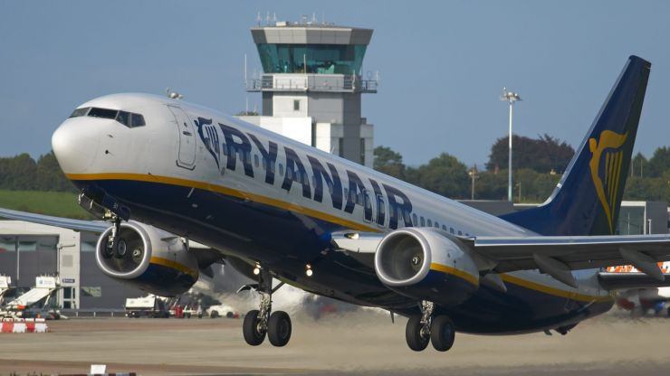 "Ryanair warns of ""bogus"" scam offering ""discounted"" flights to customers"