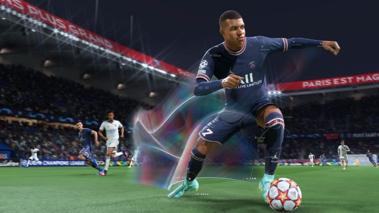 Early FIFA 22 gameplay footage suggests the latest edition is a gamechanger