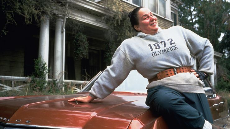 Mrs. Trunchbull had the WORST time making Matilda, which turns 25 years old this week