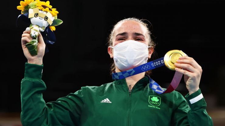 Kellie Harrington to be welcomed home to Dublin in open top bus after Olympic win