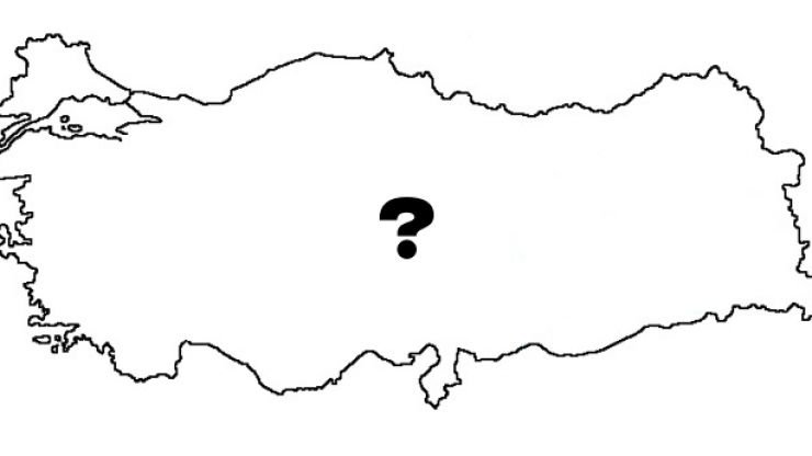 QUIZ: We bet you can't name all of these countries from their outlines