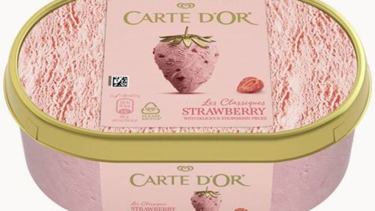 """Batches of Strawberry Ice Cream recalled due to the presence of """"unauthorised pesticide"""""""