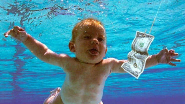 Baby from Nirvana's Nevermind album cover sues band for child pornography